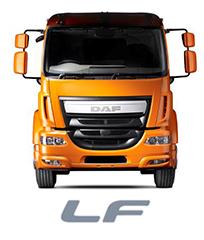 משאית LF יורו 6