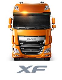 משאית XF יורו 6